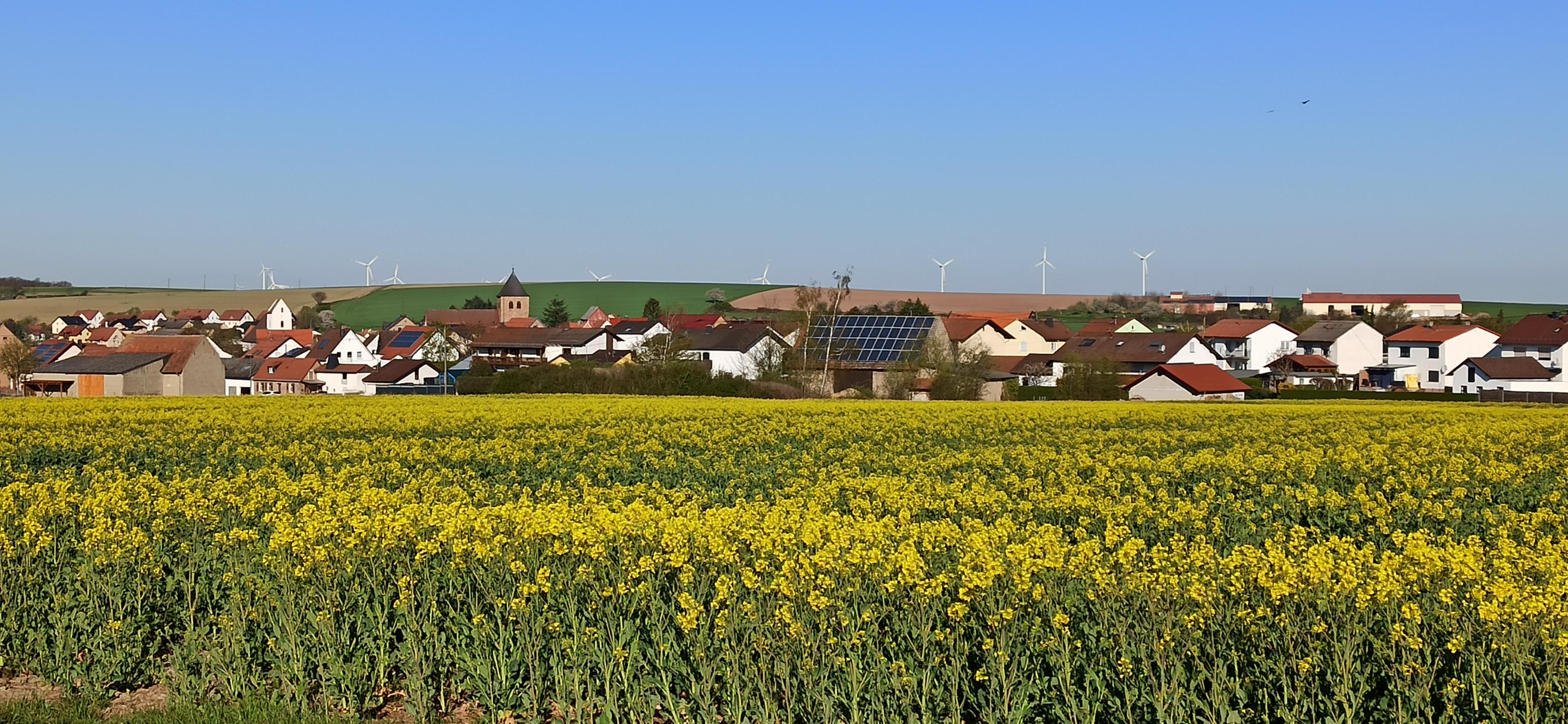 Landluft schnuppern in der schönen Nordpfalz
