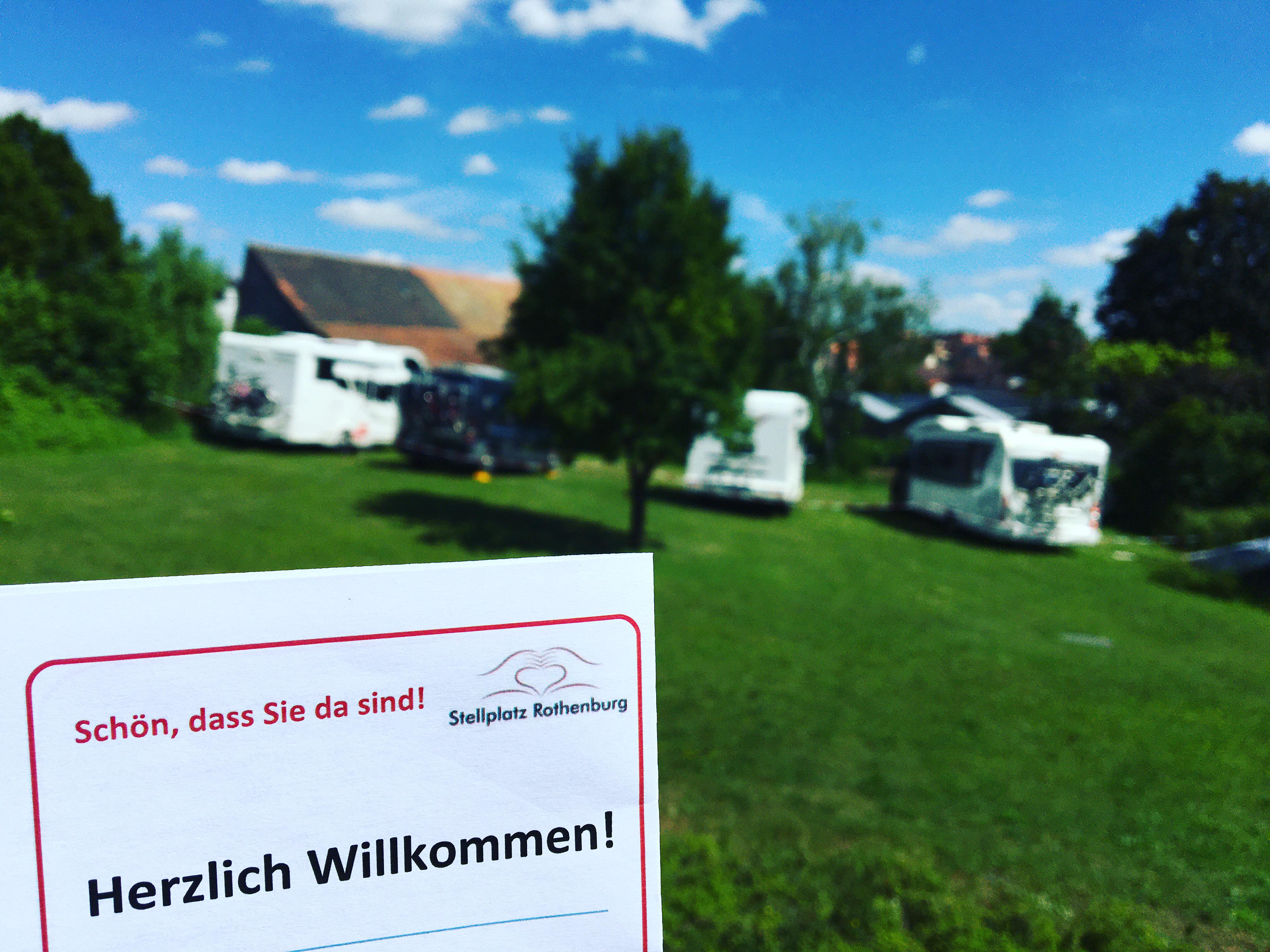 Stellplatz-Rothenburg