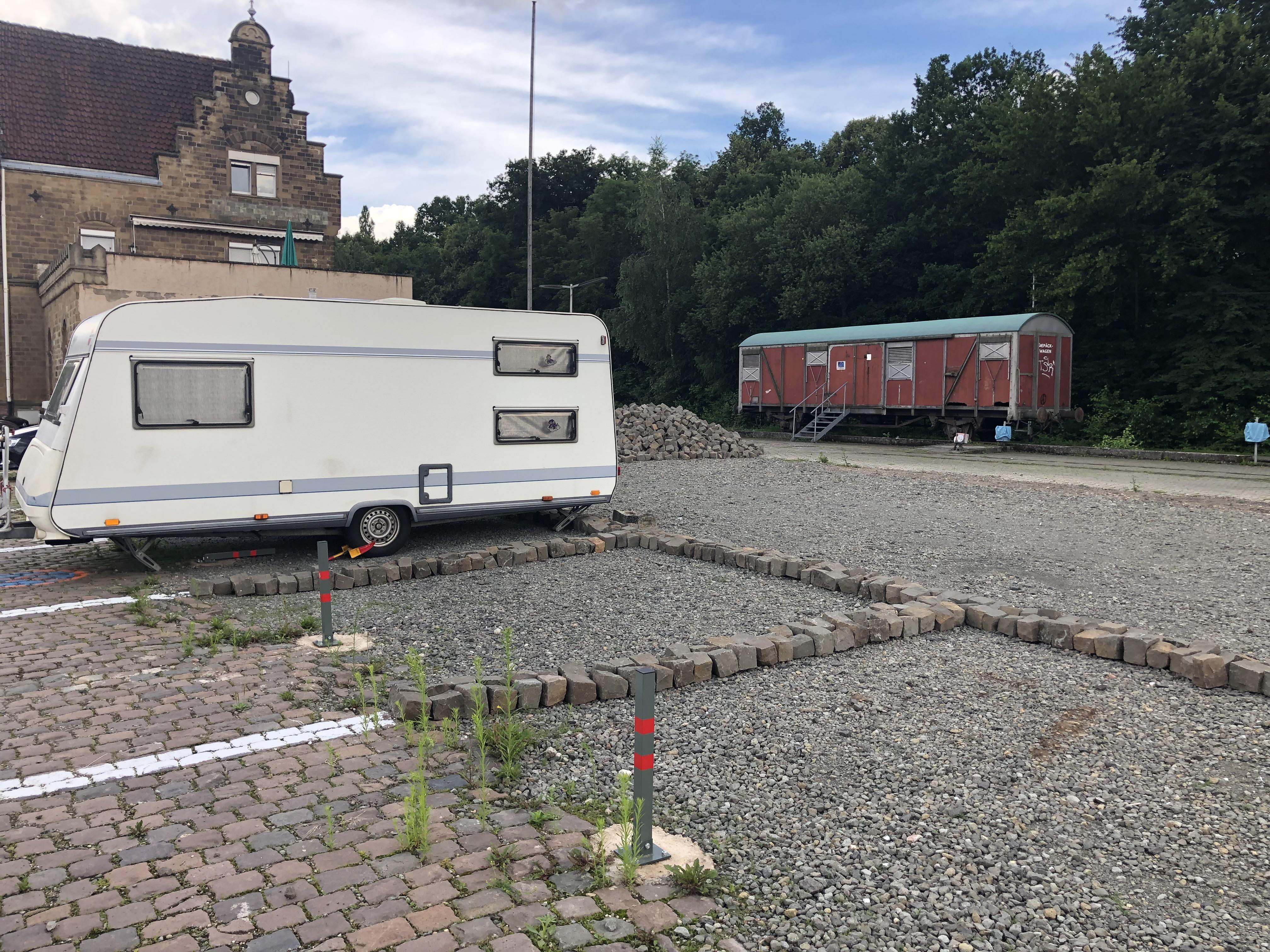 Wohnmobilstellplatz Meisenheim