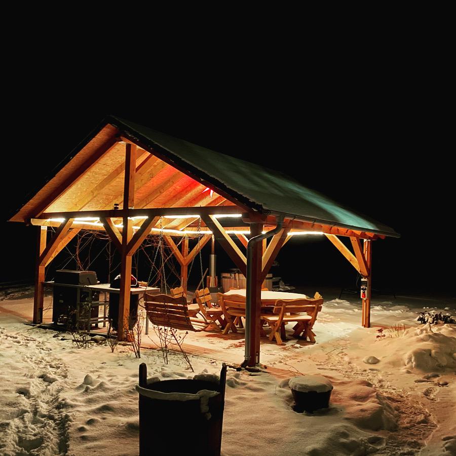 Camping, Grillen und Entspannen im Herzen der Oberlausitz